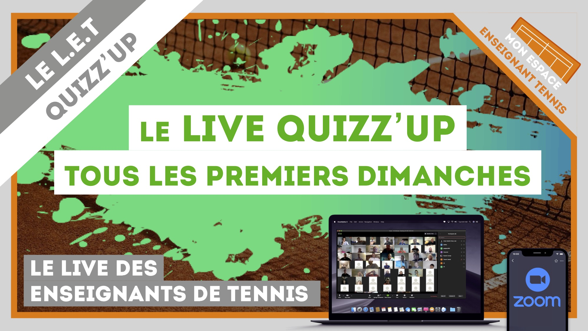 live enseignants tennis